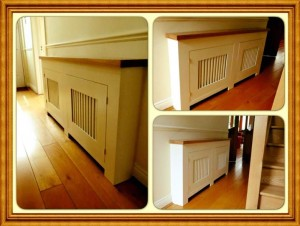 cabinets for radiators