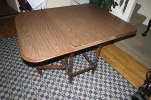 table french polishing