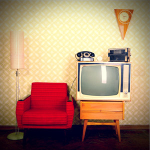Retro furniture image by Tuzemka (via Shutterstock).